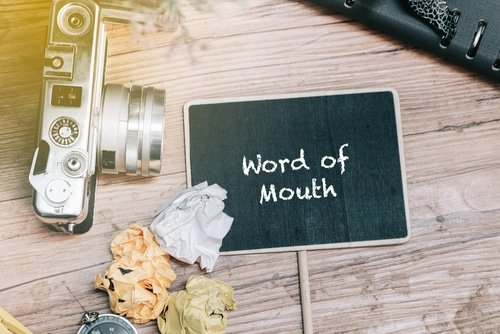 B2B marketing How to master word of mouth